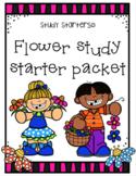 Flower Study Starter Packet
