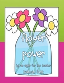 Flower Unit Study and Activities