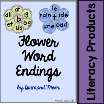Flower Word Endings