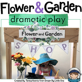 Flower Shop Dramatic Play Center / Pretend Play Printables (Garden Shop)
