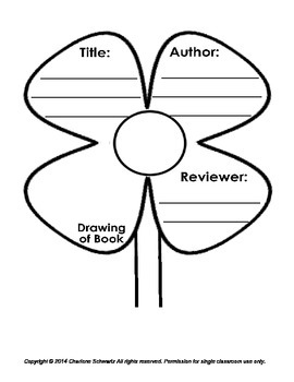 Flower in a Vase Book Report