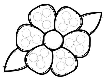 Flower number bond
