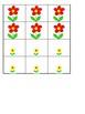 Flower sorting- File Folder Independent Work