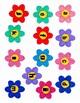 Flower to Pot Alphabet Match
