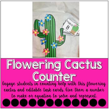 Flowering Cactus Counting Helper