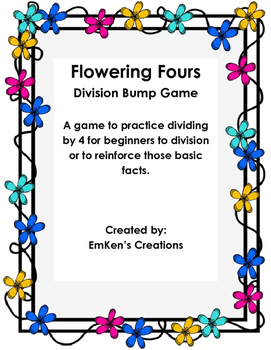 Flowering Fours Division Bump