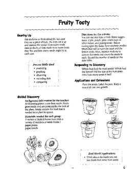 Flowering Plant  Grades 1-3