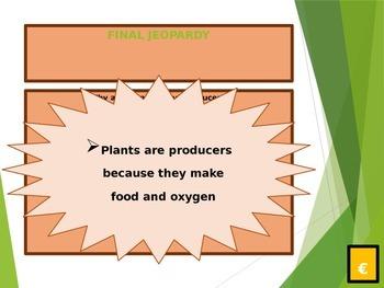 Flowering Plant Jeopardy