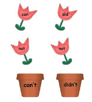 Flowerpot Contractions