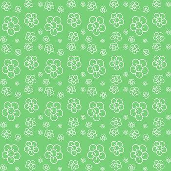 Flowers - 10 Digital Papers