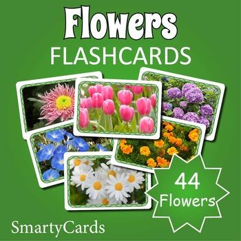 Flowers Flashcards