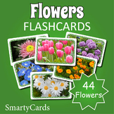 Flowers Flash Cards