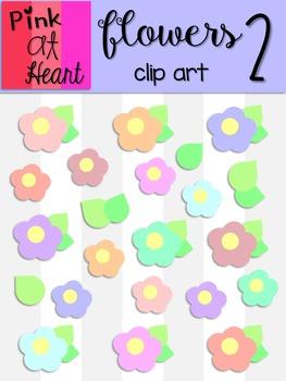 Flowers 2 Clip Art