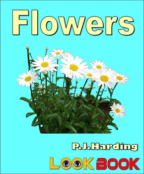 Flowers. A LOOK BOOK Easy Reader