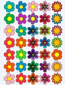 Flowers Clip Art