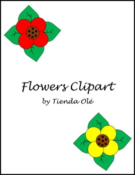 Flowers Clipart