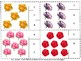 Flowers Kindergarten Math Special Education Math Count and Clip Fine Motor Skill