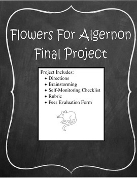 Flowers For Algernon Project