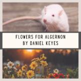 Flowers For Algernon Test Daniel Keyes Novel Quiz Distance
