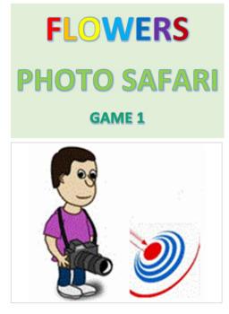 Flowers Photo Safari Game 1