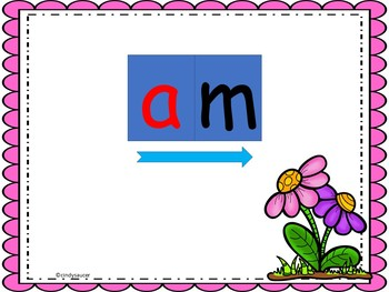 Flowers, PowerPoint with Student Engagement, Kindergarten