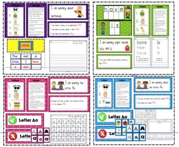 Flowers Reading Street Unit 2 Week 1 Common Core Literacy Stations