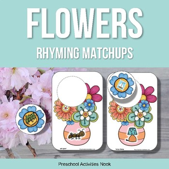 Flowers Rhyming Matchups