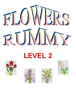 Flowers Rummy Level 2