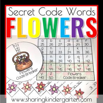 Flowers {Secret Code Words}