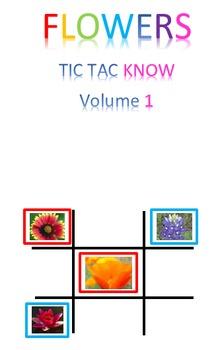 Flowers Tic Tac Know Volume 1