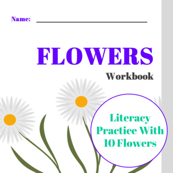 Plants and Animals: Flowers Spelling