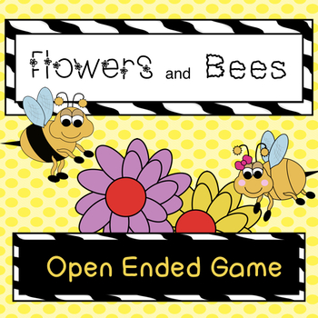 Open Ended Games: Flowers and Bees open ended