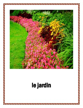 Flowers and Trees in French Posters