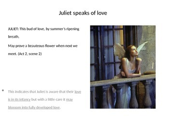 Flowers as Symbols in Romeo and Juliet