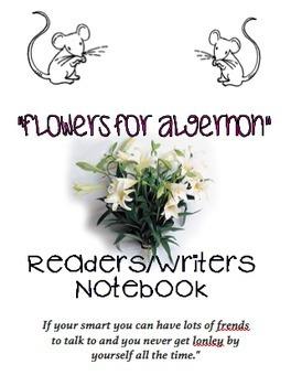 Flowers for Algernon-Worksheets, Activities, Reader's Workshop