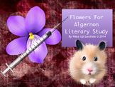 Flowers for Algernon Literary Study - Science Fiction