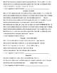 Flowers for Algernon: Peer Editing Argumentative Essay