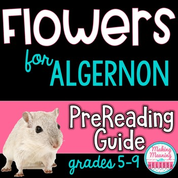 Flowers for Algernon Pre-Reading Guide, Anticipation, Multiple Intelligence