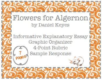 Flowers for Algernon: Informative Explanatory Essay Writing