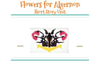 Flowers for Algernon Short Story Unit