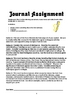 Flowers for Algernon Student Study Guide with Some Teacher Notes