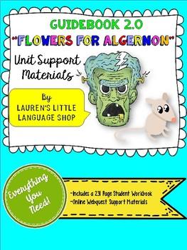 Flowers for Algernon  Student Workbook