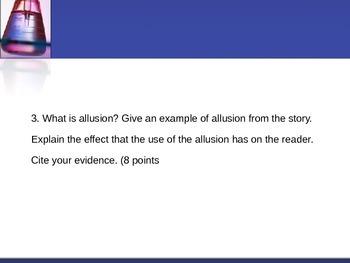 """""""Flowers for Algernon"""" Test"""