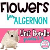 Flowers for Algernon Unit Bundle, Vocabulary, Pre-Reading,