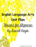 Flowers for Algernon Unit Plan Activities