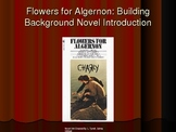 Flowers for Algernon Unit Bundle: Study Guide, Vocabulary, Test & Powerpoint