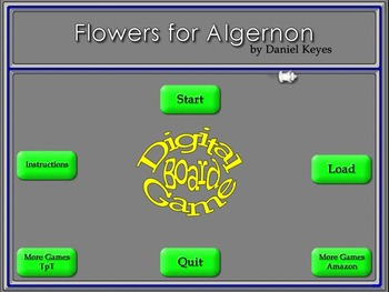 Flowers for Algernon Video Review Game
