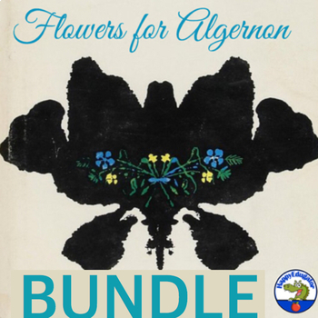 Flowers for Algernon Comprehension and Vocabulary Activities Bundle