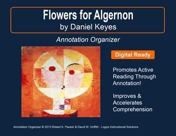 """Flowers for Algernon"" by Daniel Keyes: Annotation Organizer"