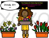 Flowers for Mom Clip Art Pack